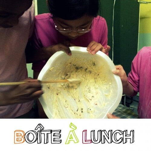 November 2014 Boite A Lunch