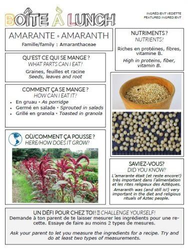 Amarante / Amaranth